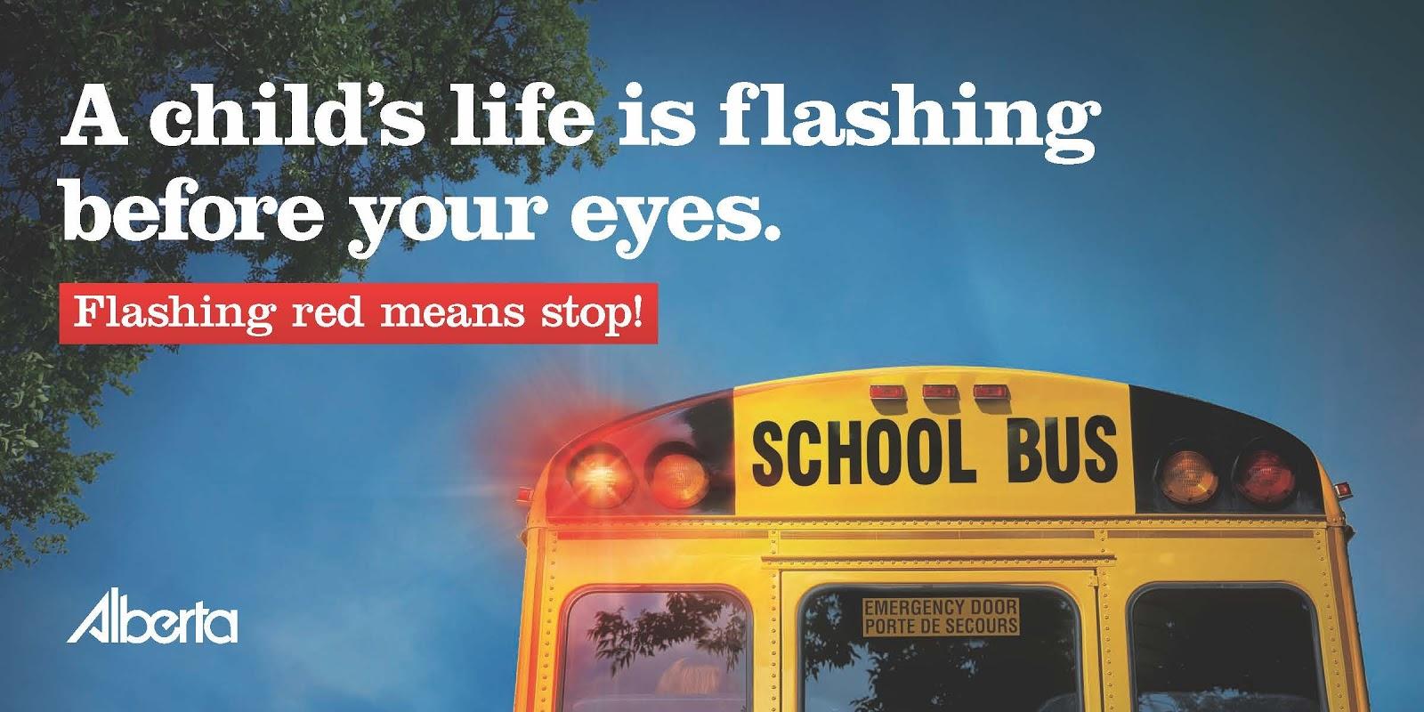 School Bus Safety Week - Pembina Hills Public Schools