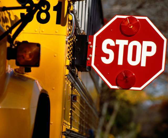 School bus 'fly-bys' on the rise