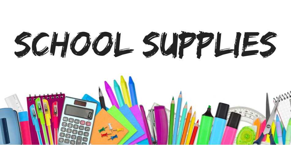 Shopping for School Supplies? - Pembina Hills School Division