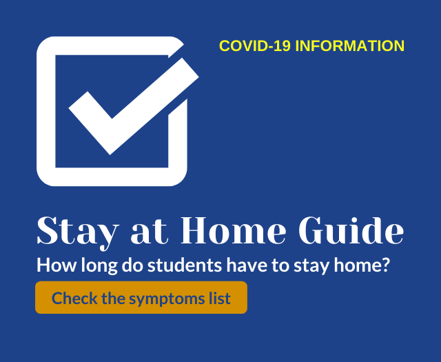 Stay at Home Guide
