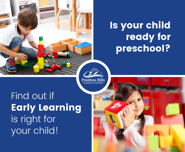 Is your child ready for preschool?