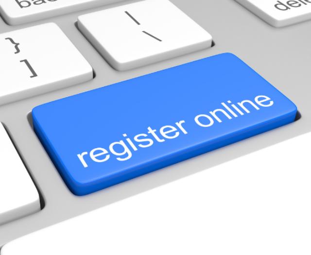New Student Registration Open